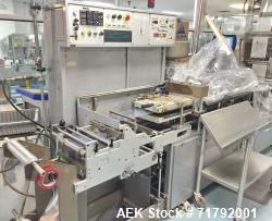 Used- Cam Partena Automatic Blister Thermoforming and Cartoning Line
