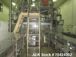 Used- GEA Colby Complete Infant Formula Can Filling Plant