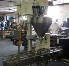 Used-Complete Powder Filling Line. Includes the following equipment:48