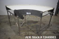 Portec 90 Degree Belt Conveyor