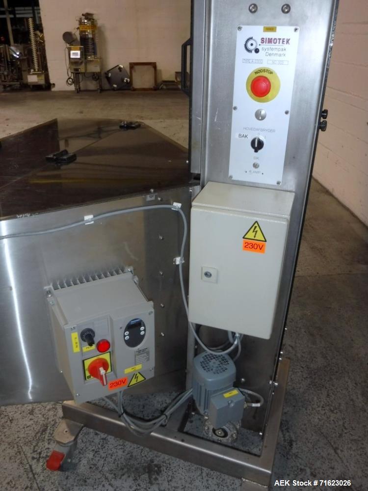 Used- Simotek Elevator, Model A-2300