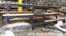 Used- Pallet Conveyor System.