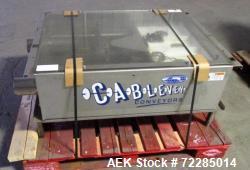 Cablevey Conveyors Tubular Drag Cable & Disc Conveyor