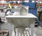 Used- Flexicon Flexible Screw Conveyor, Stainless Steel Screw. 3