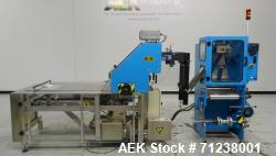 GUK Literature Feeder System, Type RS-42 / RS-21. Literature is roll fed, folded by the RS-42, cut ...