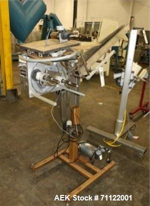 Used- MGS Model RPP-220 Rotary Coupon/Leaflet Feeder
