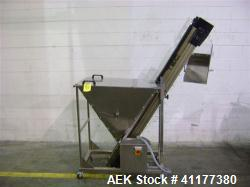Used- TEC Engineering Ultraline Series Bulk Elevator Feeder
