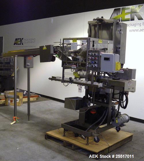 Used- Thiele Rotary Outserter/Topserter Placer, Model 34-000