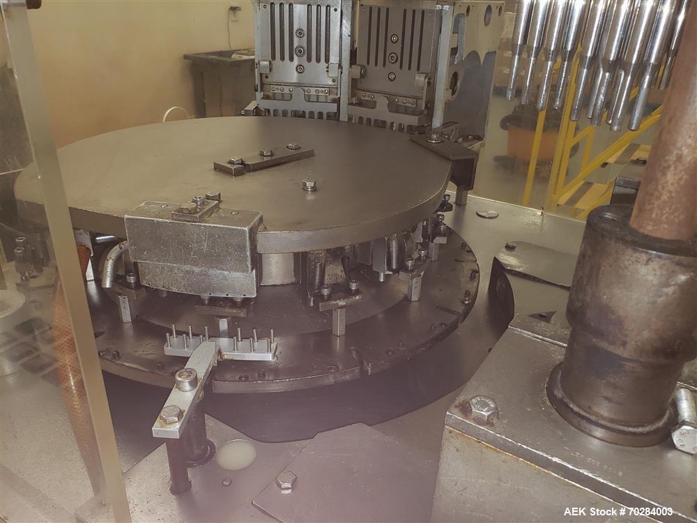 Used Bosch Capsule Machine; Model GFK 1500