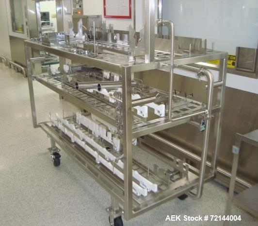 Used- Bosch GKF 2500 ASB 100% ASB/IPK Capsule Filling Machine