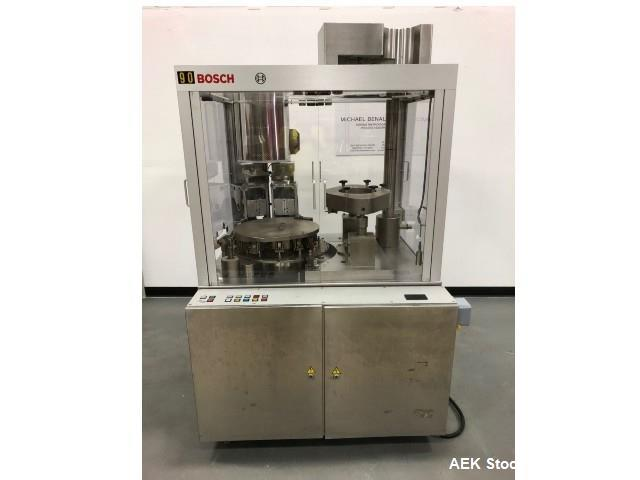 Used-Bosch GKF1500 Automatic Capsule Filler