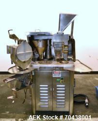 Used- Schaefer PD8 Semi-Automatic Capsule Filler