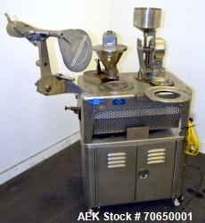 Used- Parke-Davis Type 8 Semi-Automatic Capsule Filler