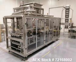 Used-  Eastsign Four Lane Filling and Capping Machine, Model DCC-4-6000-SOUP