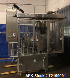 Used- Modern Packaging Rotary Packaging System