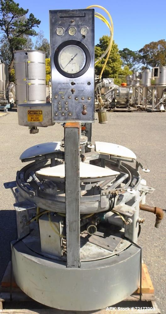 Used- O'Brien Industrial 5 Gallon Solvent Filler.