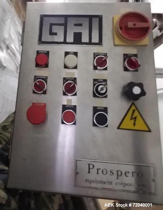 Used- Monoblock Wine Bottling Machine