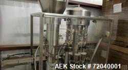 Used- Monoblock Wine Bottling Machine