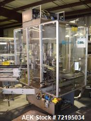 Used- Groninger Monobloc Filling and Capping System, Model RCPP