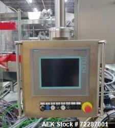 Used- CFT Carbonated Bottling/Canning Line. Model Master Tronic RS 12/12/3