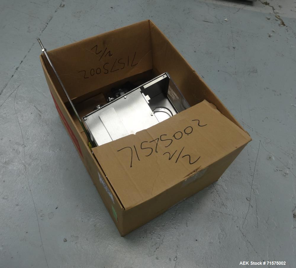 Unused- Serac Model 2229 P1 NW DIGI Semi Automatic Filling Machine