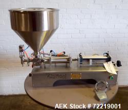 Quantitative Filling Machine G1WG Semi-Automatic Single Head Paste Liquid Filler