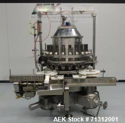 Used- Pfaudler Model RPF-21 Rotary Piston Filler