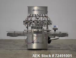 Accutek APD Automatic Inline Positive Displacement Filler