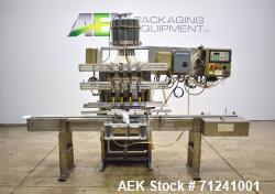 Used- ELF (E-Pak) Model C1227ARBYSGFDCABC Pressure/Time Filler