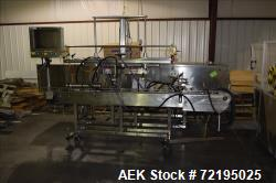 Used- Oden Pro/Fill 3000 Inline Positive Displacement Filler, Model P/F 3K AUTO
