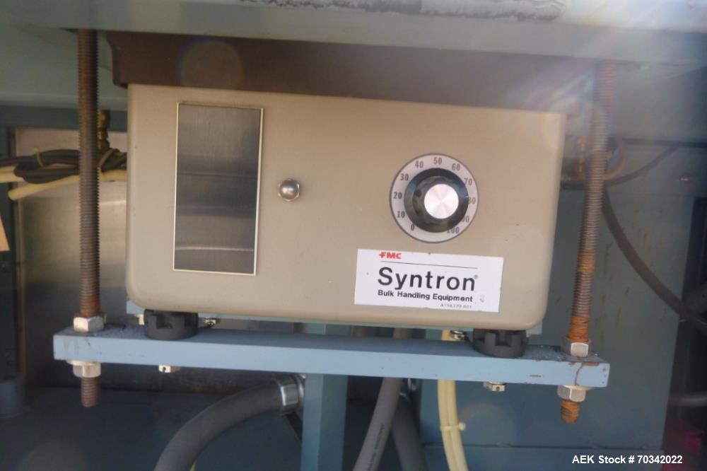 Used-Mateer-Burt Neotron Filling System