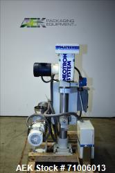 Used- Mateer Powder Auger Filler, Model 1900 CE