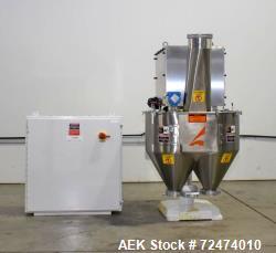 Used- All Fill Semi Automatic TA Auger Fill, Model TA-SV-600.