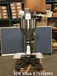 Used- Per-Fil Semi Automatic Powder Filler, Model PF-15S.