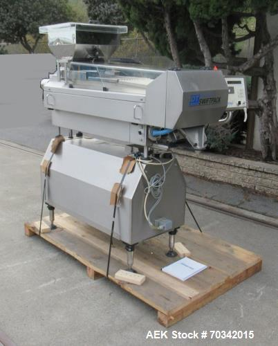 Used- Kalish 12-Lane Electronic Counter, Model B12P3PTS.