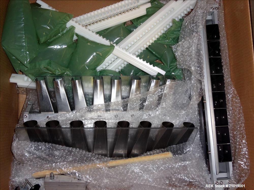 Used- Lakso (IMA) Model Reformer 450 Slat Counter