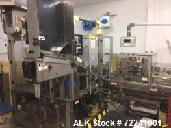 Used- IWKA TFS20 Hot Air Tube Filler