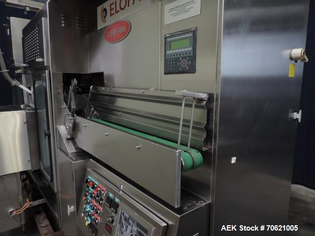 Used Elopak Fully Automatic Forming Sealing And