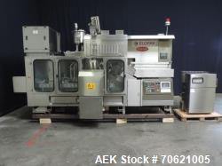Used- Elopak Fully Automatic Forming, Sealing and Filling Machine, type Pure Pak