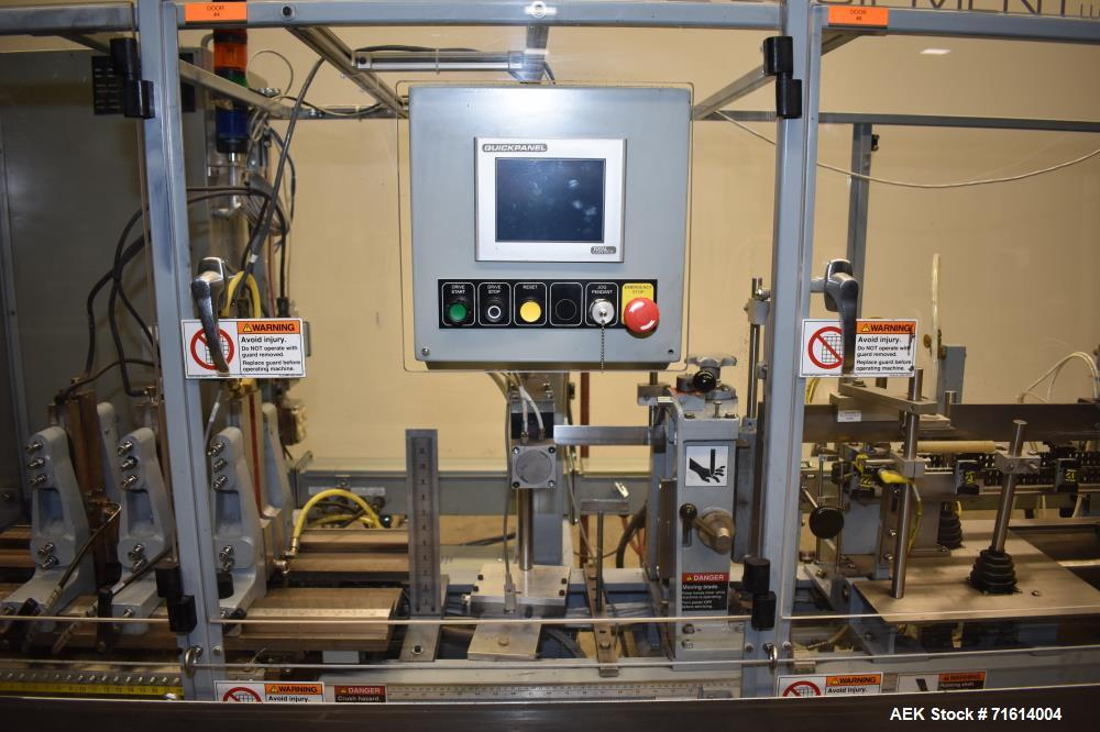 Bartelt (Klockner) Model IM7-14 Servo Horizontal Form Fill and Seal Machine