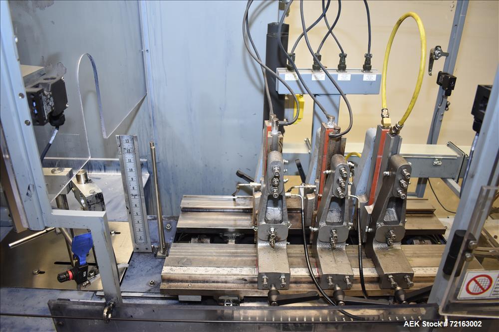 Used- Bartelt Model IM7-16 Servo Horizontal Form Fill and Seal Machine.