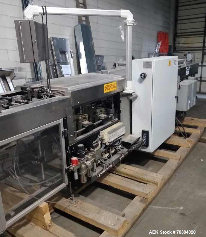 Used- Bodolay Horizontal Form, Fill & Seal Pouch Machine