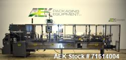 Bartelt (Klockner) Innopouch IM Servo Horizontal Form Fill and Seal Machine