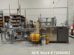 Used-Wrapade Model H512 Horizontal Form Fill Seal Machine