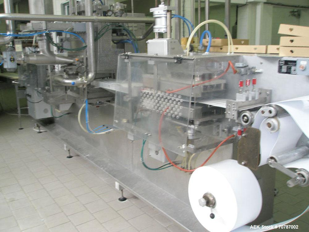 Used-Hassia THL 22/28 Form Fill and