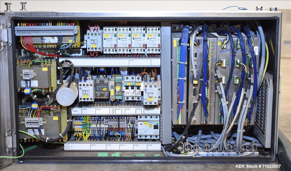 Used- Marchesini Blister Machine, Type MB451