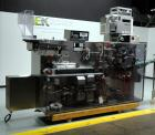 Used- Bosch TLT1200S Pharmaceutical Blister Pack Solid Dose Thermoformer.