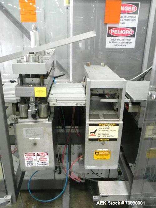 Used- Uhlmann Model UPS4MT Blisterpack Machine