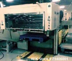 "Bobst Converting Machine, Model SP 1120EE. 31 x 44"", double action stripping, right and left hand s..."