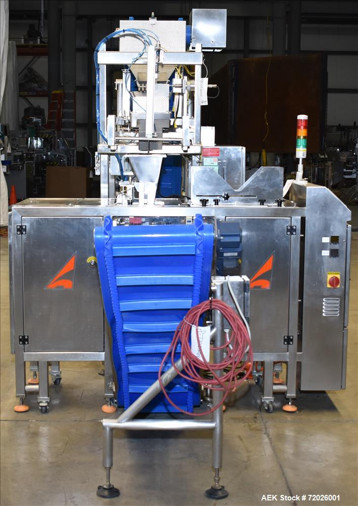 Used - All Fill Premade Pouch Packager with Scale Filler.